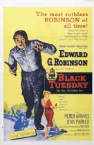 Black Tuesday 1954 DVD - Edward G. Robinson / Jean Parker